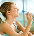 Как пить воду?