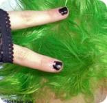 Вода из крана окрасила в зеленый цвет волосы жителей шведского городка