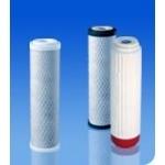 Комплект сменных фильтрующих модулей В510-03.04.07(Умягчающий) Предназначен для фильтра - 10 дюймов.