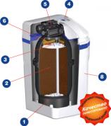 Water Boss ProPlus 380 - умягчитель и обезжилезиватель воды